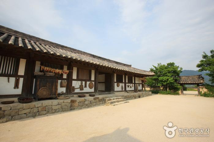 Casa del Aristócrata Choi (최참판댁)8