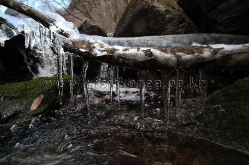 Cheongsong Eoreumgol Valley (청송 얼음골)