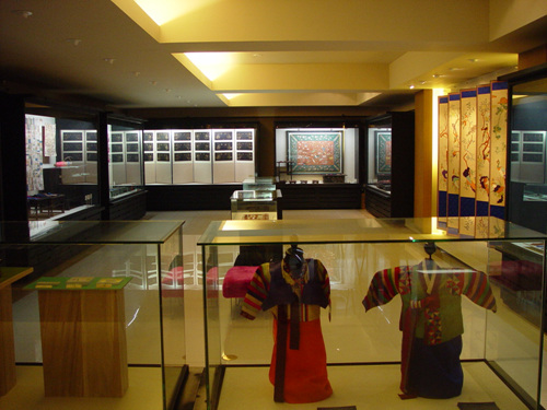 Museum of Korean Embroidery (한국자수박물관)