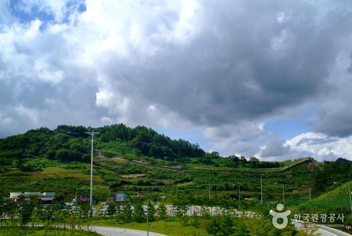 Danyang Jeokseong Fortress (단양 적성)
