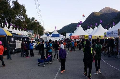 Jeongseon Arirang Festival (정선아리랑제)