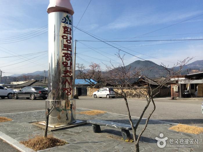 함양 토종약초시장 (5, 10일)