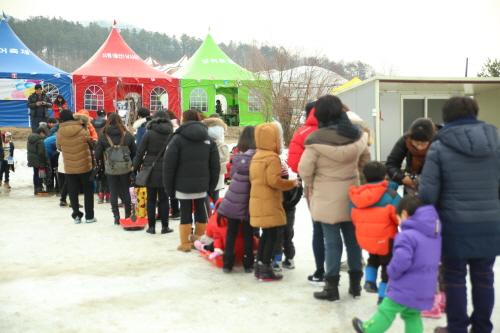 양평 대자연 빙어송어축제 2018 사진15