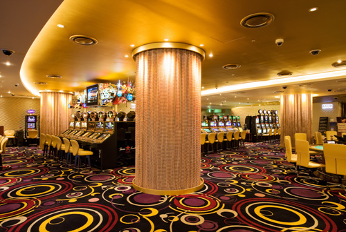 SEVEN LUCK CASINO Busan Lotte
