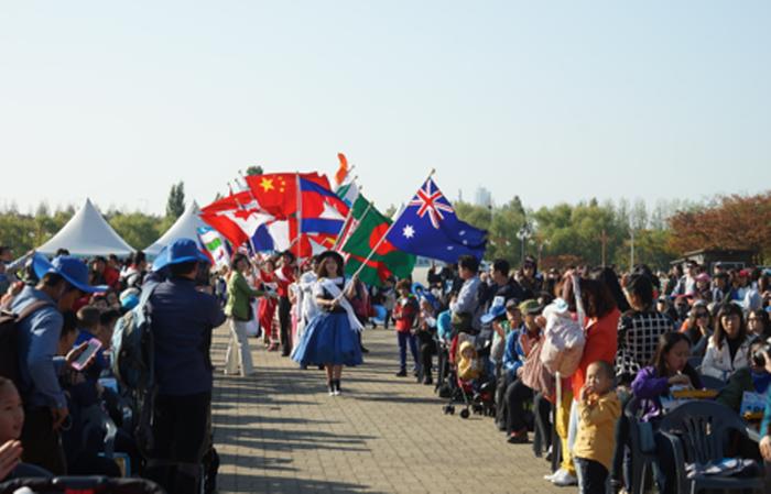 한마음걷기축제 2016