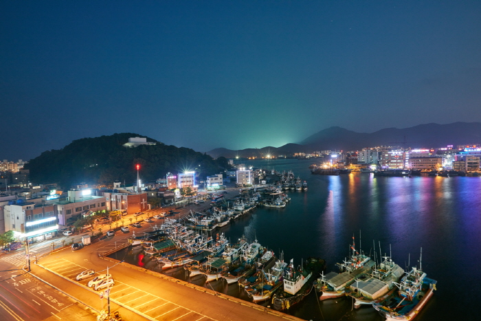 Порт Кангуан (강구안)4