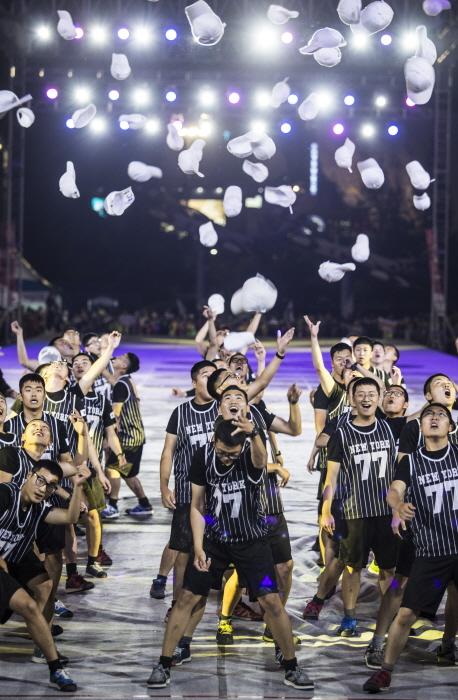원주 윈터 댄싱카니발 2018  사진6
