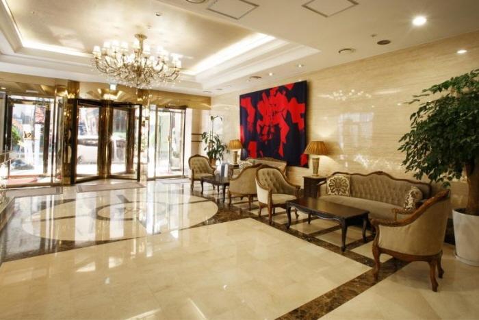 Gangnam Artnouveau city hotel[Korea Quality] / 강남아르누보씨티호텔[한국관광 품질인증]