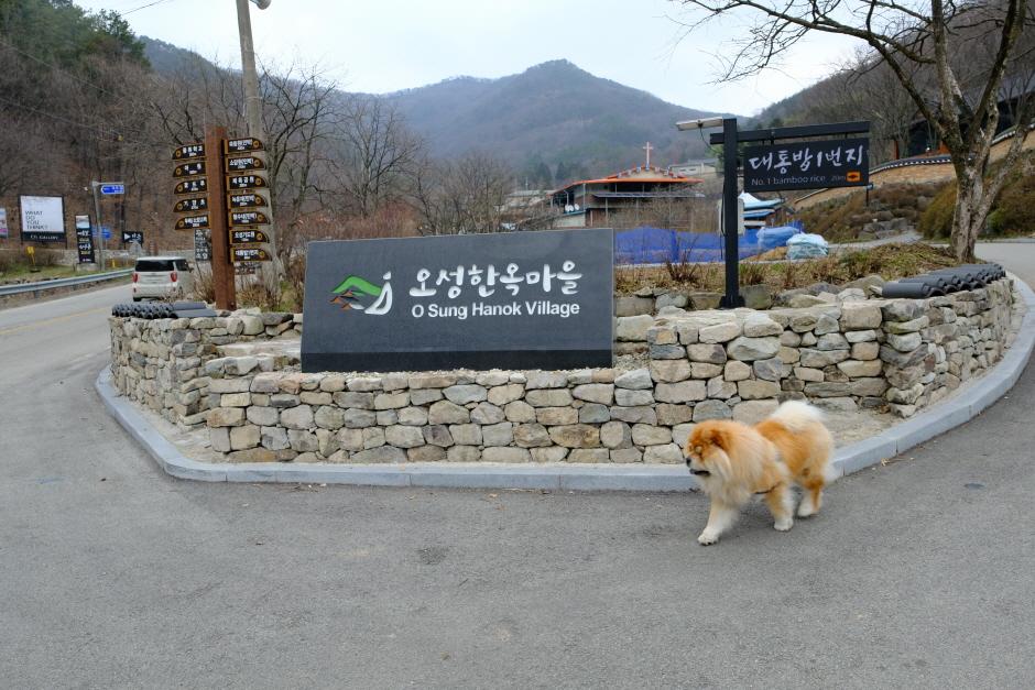 Aldea Tradicional Oseong (오성한옥마을)7