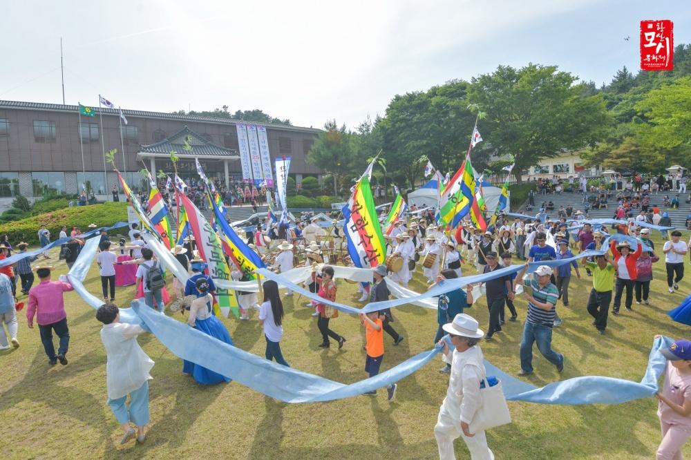 Hansan Ramie Fabric Cultural Festival (한산모시문화제)