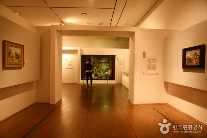 Сеульская художественная галерея (서울시립미술관)6