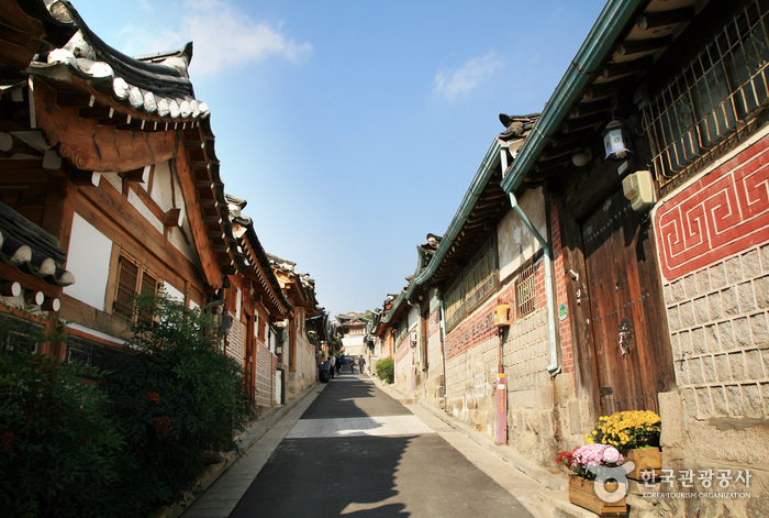 Bukchon Hanok Villag...