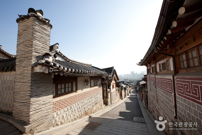 8 фотозон в фольклорной деревне Букчхон (북촌 8경)3