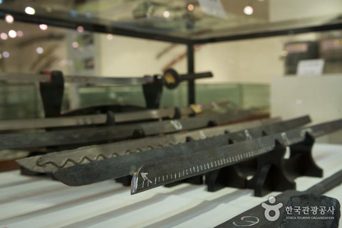 刀劍展示館(칼 갤러리)4