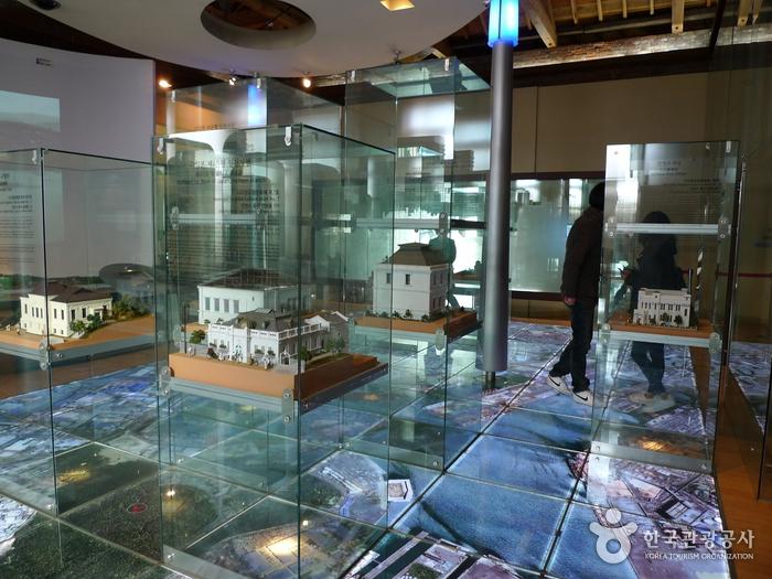 Museum für moderne Architektur Incheon Gaehangjang (ehemaliges Gebäude der 18. japanische Bank) (구)인천일본18은행지점(현, 인천개항장 근대건축전시관))