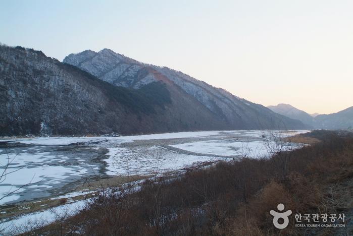 Озеро Соянхо (소양호(인제))
