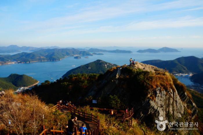 Mireuksan Mountain (Tongyeong) (미륵산(통영))