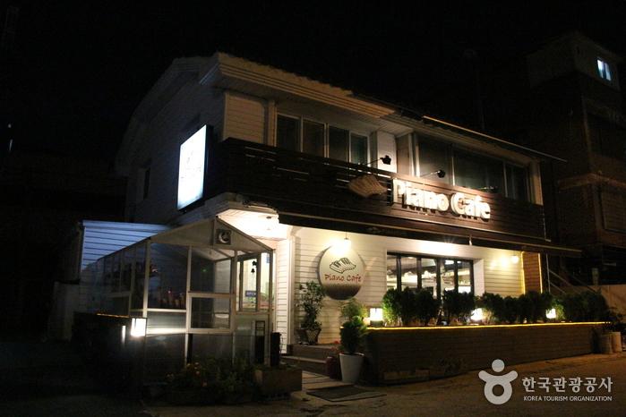 피아노 카페(piano cafe)