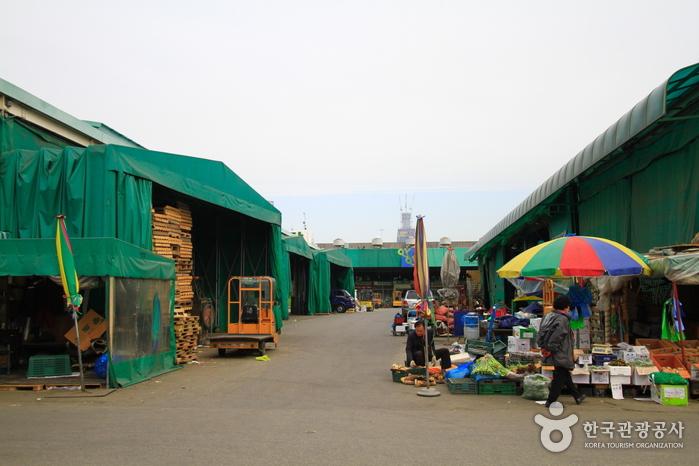 可乐市场(可乐农水畜产品批发市场)가락시장(가락농수산물 도매시장)