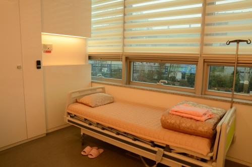 Internationales Medizinzentrum Inha (인하국제의료센터)