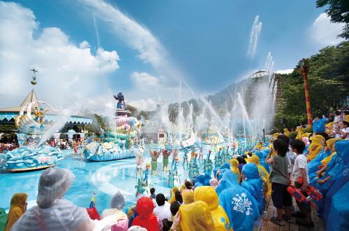 Summer Splash & Fantastic Summer Night (에버랜드 썸머스플래쉬&썸머나이트)