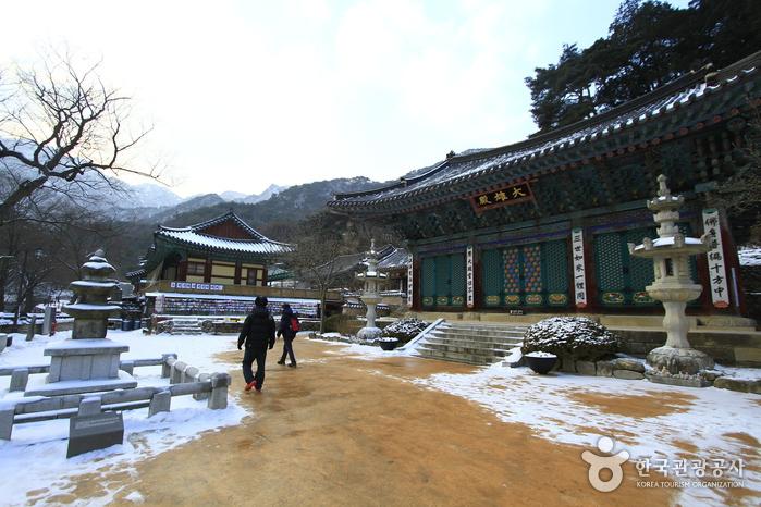 東鶴寺(동학사)