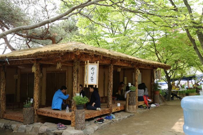 Yongmunsan Wild Herbs and Vegetables Festival (양평 용문산 산나물 축제)