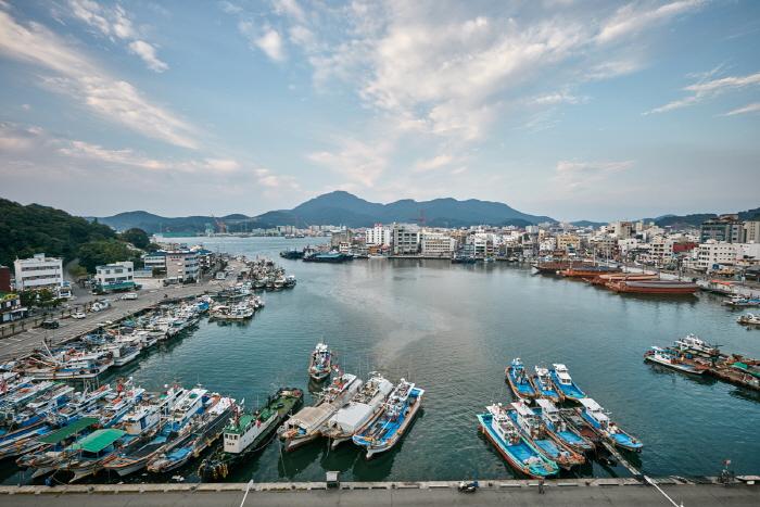 Порт Кангуан (강구안)5