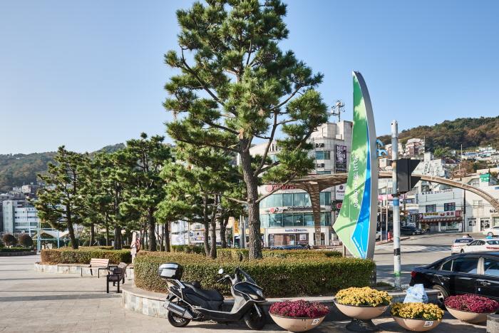 Busan Songdo Beach (부산 송도해수욕장)
