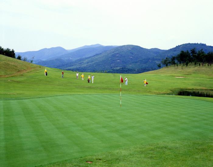 Bomun Golf Club (보문골프클럽)