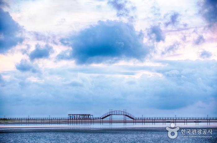 チャントゥンオ橋(짱뚱어다리)
