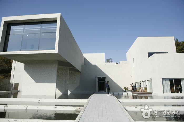 남원시립김병종미술관