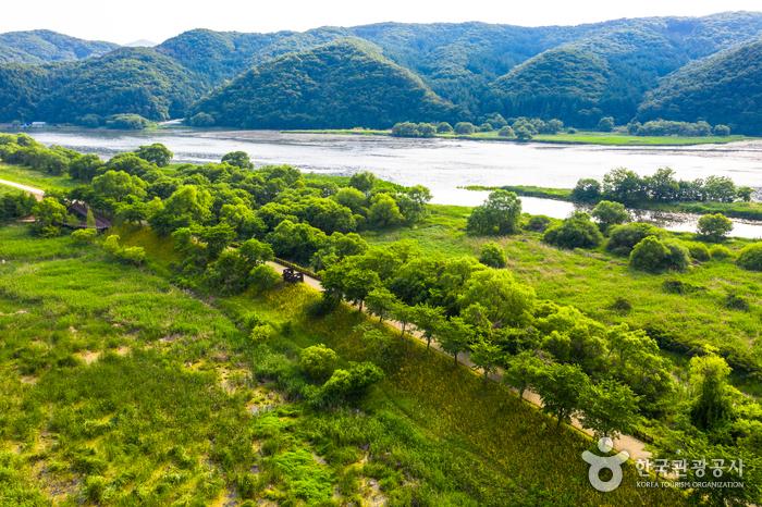 경안천 습지생태공원