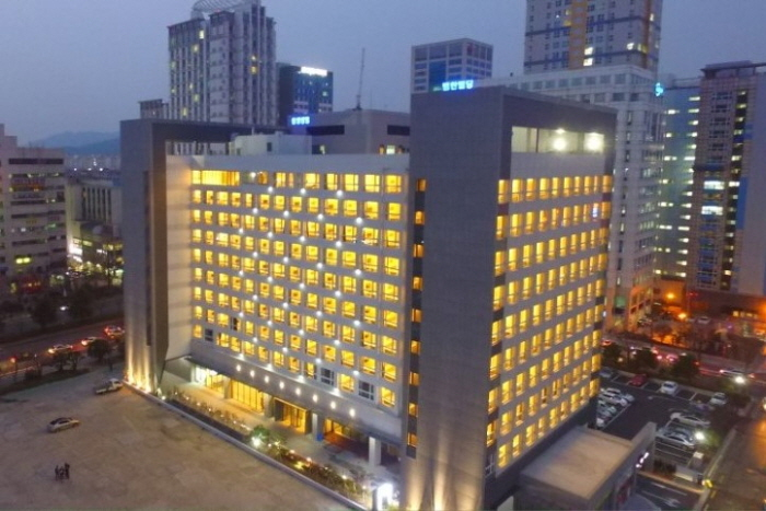 GRAND CITY HOTEL [Korea Quality] / 그랜드시티 호텔[한국관광 품질인증/Korea Quality]
