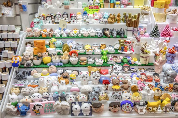 Bangsan Wholesale Market (방산 종합시장)