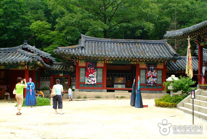 大長今主題公園-楊州文化園地(대장금 테마파크-양주문화동산)