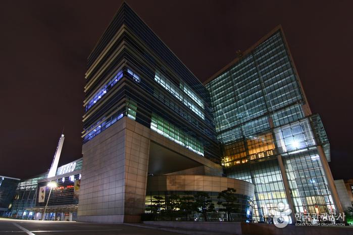Пусанский выставочный конференц-центр (BEXCO)4