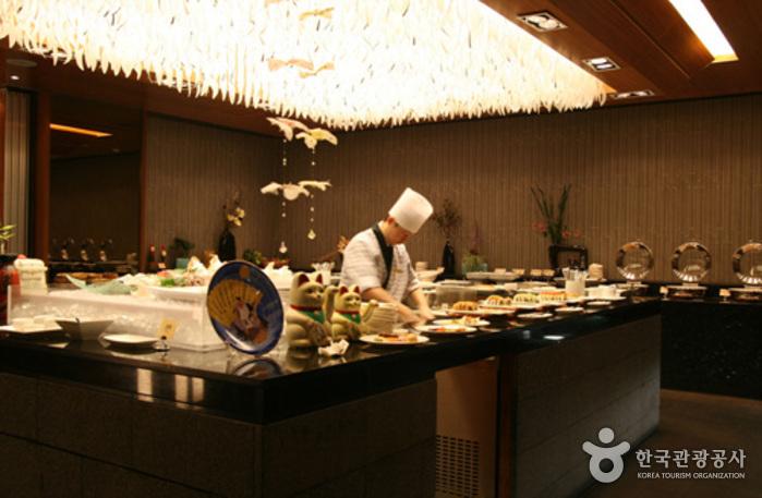 Viking自助餐廳Oakwood飯店(바이킹뷔페 호텔오크우드점)