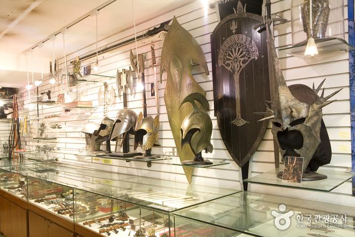 刀劍展示館(칼 갤러리)3