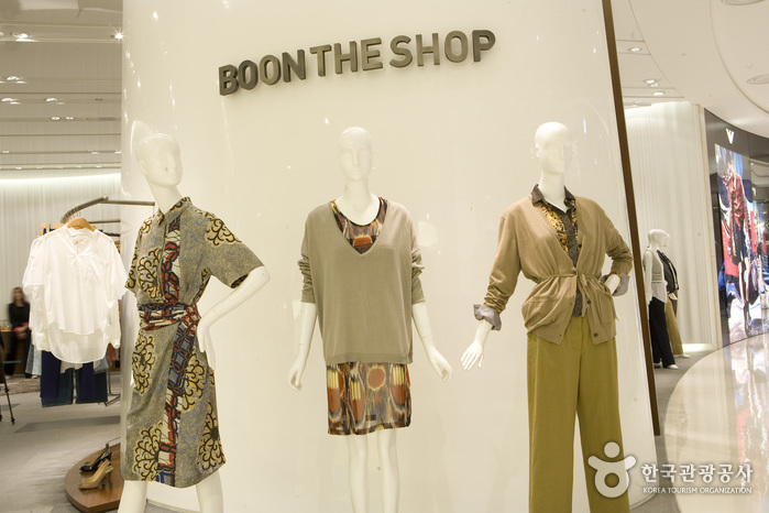 BOON THE SHOP(분더샵)