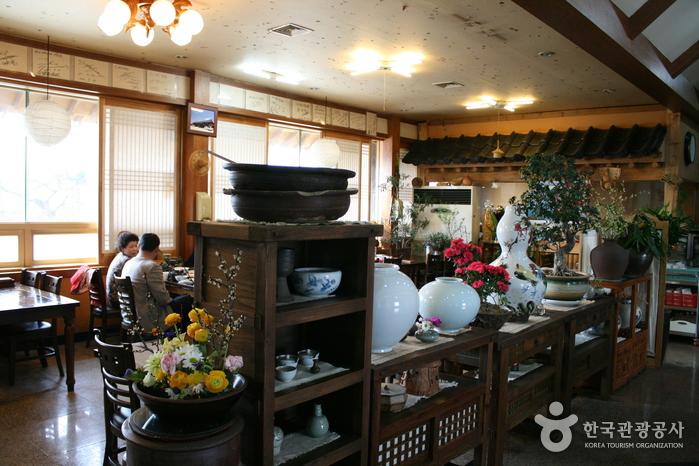 옛날쌀밥집