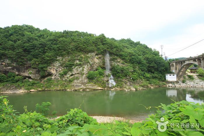 Река Хантханган (한탄강)7