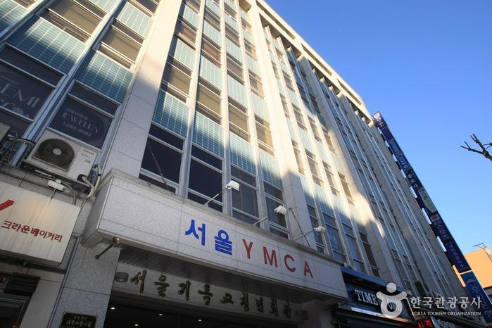 首尔YMCA观光饭店<br>(서울 YMCA 관광호텔)
