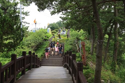 Samcheok Haesindang Park (삼척 해신당공원)