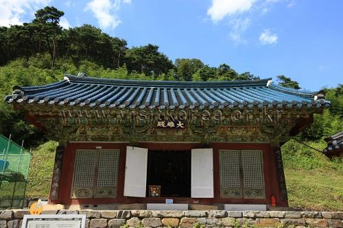 Bonggoksa Temple (봉곡사)