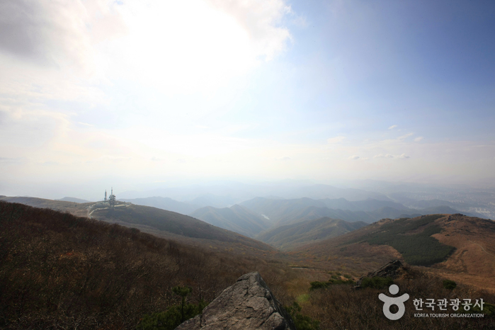 Mudeungsan Mountain National Park (무등산국립공원)