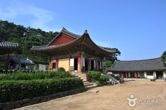 傳燈寺(江華)(전등사(강화))9