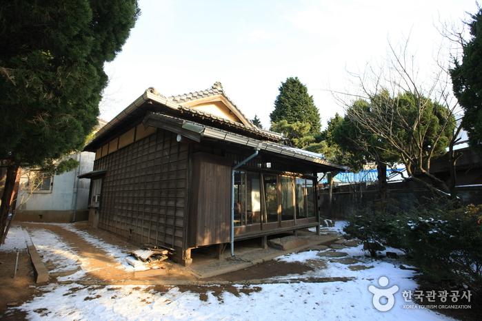 Японский традиционный дом в Кунсане (Дом Хироцу) / (군산 신흥동 일본식가옥(히로쓰 가옥)) 25