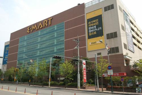 E-MART - Bongseon Branch (이마트 - 봉선점)
