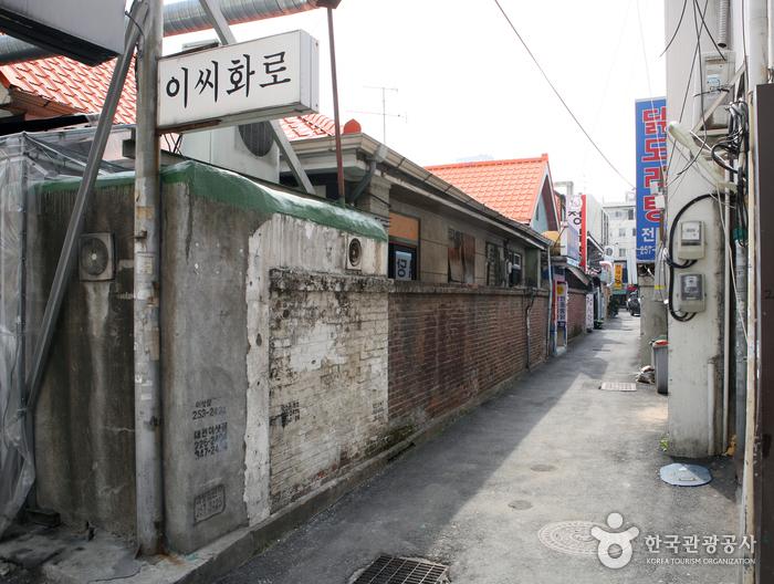 대흥동 문화예술의거리